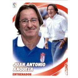 Juan Antonio Anquela Granada Ediciones Este 2012-13