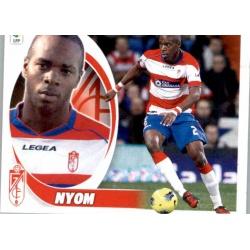 Nyom Granada 3A Ediciones Este 2012-13