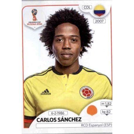 Carlos Sánchez Colombia 640 Colombia