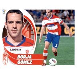 Borja Gómez Granada 6A Ediciones Este 2012-13