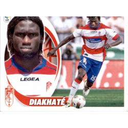 Diakhaté Granada 6B Ediciones Este 2012-13