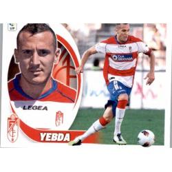 Yebda Granada 10 Ediciones Este 2012-13
