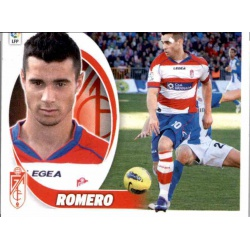 Romero Granada 12B Ediciones Este 2012-13