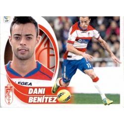 Dani Benítez Granada 14 Ediciones Este 2012-13