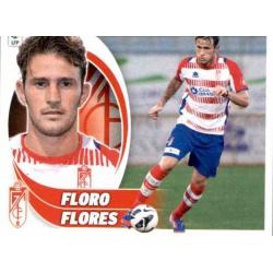 Floro Flores Granada 15 Ediciones Este 2012-13