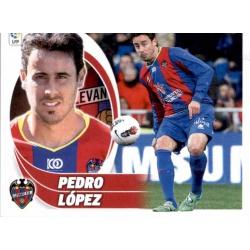 Pedro López Levante 3 Ediciones Este 2012-13