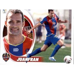 Juanfran Levante 6 Ediciones Este 2012-13