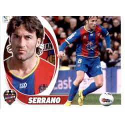 Serrano Levante 12 Ediciones Este 2012-13