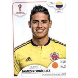 James Rodríguez Colombia 643