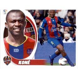 Koné Levante 16 Ediciones Este 2012-13