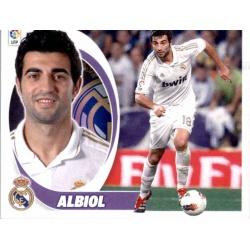 Albiol Real Madrid 6A Ediciones Este 2012-13