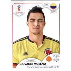 Giovanni Moreno Colombia 644