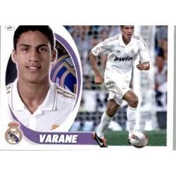 Varane Real Madrid 6B Ediciones Este 2012-13