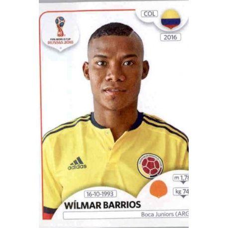 Wílmar Barrios Colombia 645 Colombia