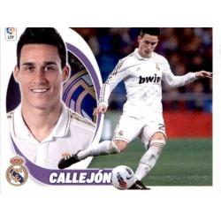 Callejón Real Madrid 14B Ediciones Este 2012-13