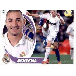 Benzema Real Madrid 15 Ediciones Este 2012-13