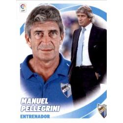 Manuel Pellegrini Málaga Ediciones Este 2012-13