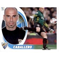 Caballero Málaga 1 Ediciones Este 2012-13