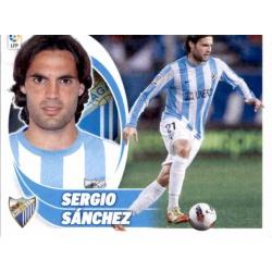 Sergio Sánchez Málaga 3A Ediciones Este 2012-13