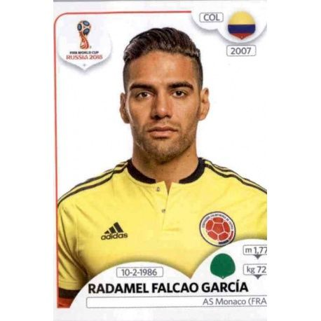 Radamel Falcao Colombia 646 Colombia