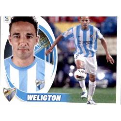 Weligton Málaga 6 Ediciones Este 2012-13