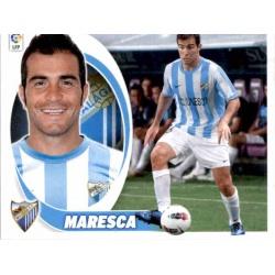 Maresca Málaga 9A Ediciones Este 2012-13