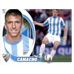 Camacho Málaga 9B Ediciones Este 2012-13