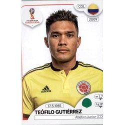 Teófilo Gutiérrez Colombia 647