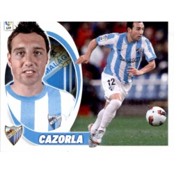 Cazorla Málaga 12 Ediciones Este 2012-13