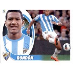 Rondón Málaga 16A Ediciones Este 2012-13