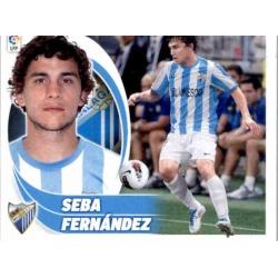 Seba Fernández Málaga 16B Ediciones Este 2012-13