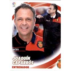 Joaquín Caparrós Mallorca Ediciones Este 2012-13