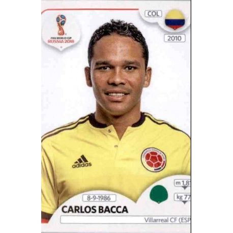Carlos Bacca Colombia 648 Colombia