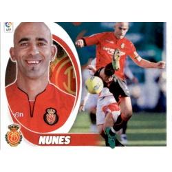 Nunes Mallorca 5 Ediciones Este 2012-13