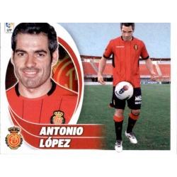 Antonio López Mallorca 7 Ediciones Este 2012-13