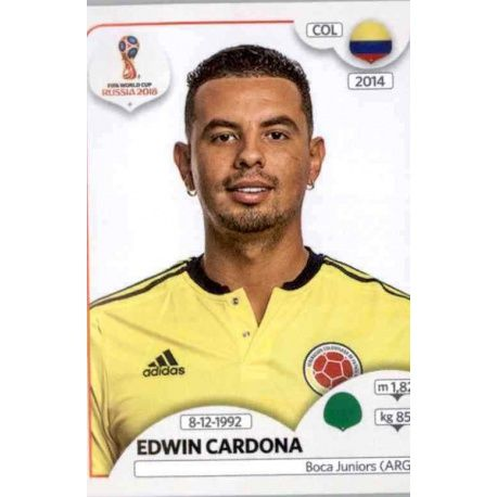 Edwin Cardona Colombia 649 Colombia