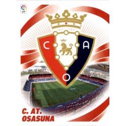Escudo Osasuna Ediciones Este 2012-13