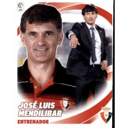 José Luis Mendilibar Osasuna Ediciones Este 2012-13