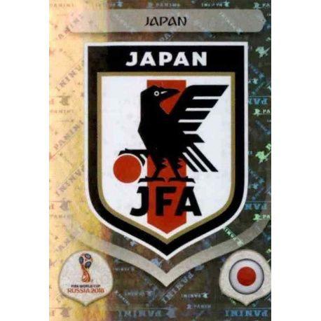 Escudo Japón 652 Japón