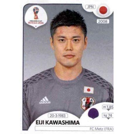 Eiji Kawashima Japón 654 Japón