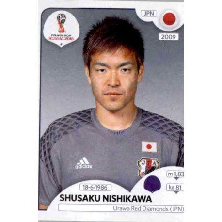 Shūsaku Nishikawa Japón 655 Japón