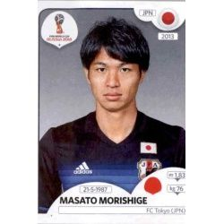 Masato Morishige Japón 656