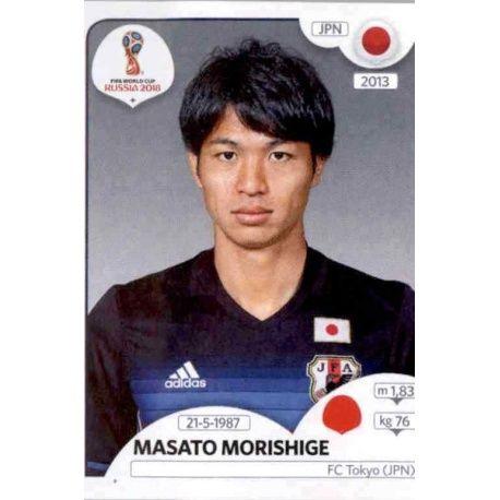 Masato Morishige Japón 656 Japan