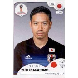 Yūto Nagatomo Japón 657