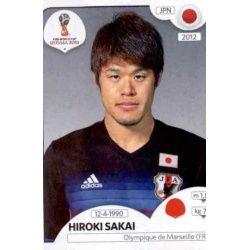 Hiroki Sakai Japón 658