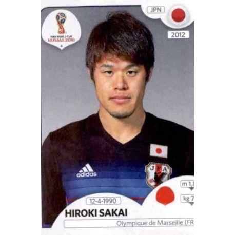 Hiroki Sakai Japón 658 Japón