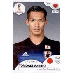 Tomoaki Makino Japón 659