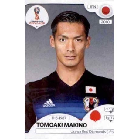 Tomoaki Makino Japón 659 Japan