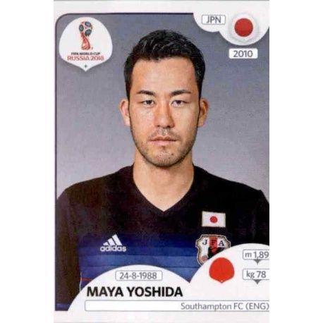 Maya Yoshida Japón 661 Japón