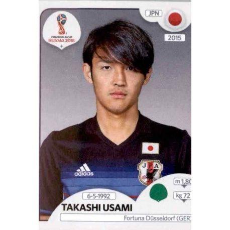 Takashi Usami Japón 667 Japón